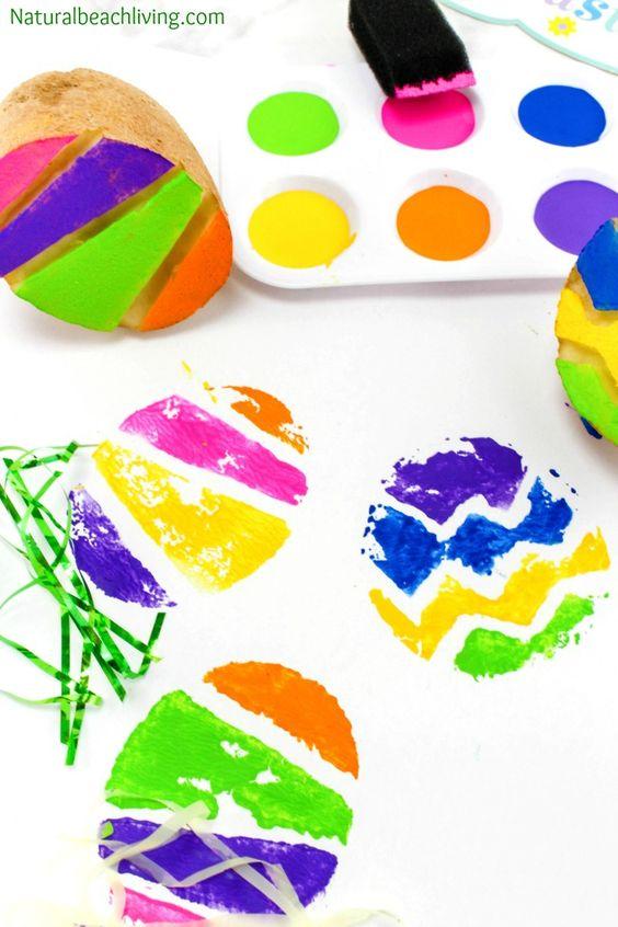 art&craft de paste - ouă