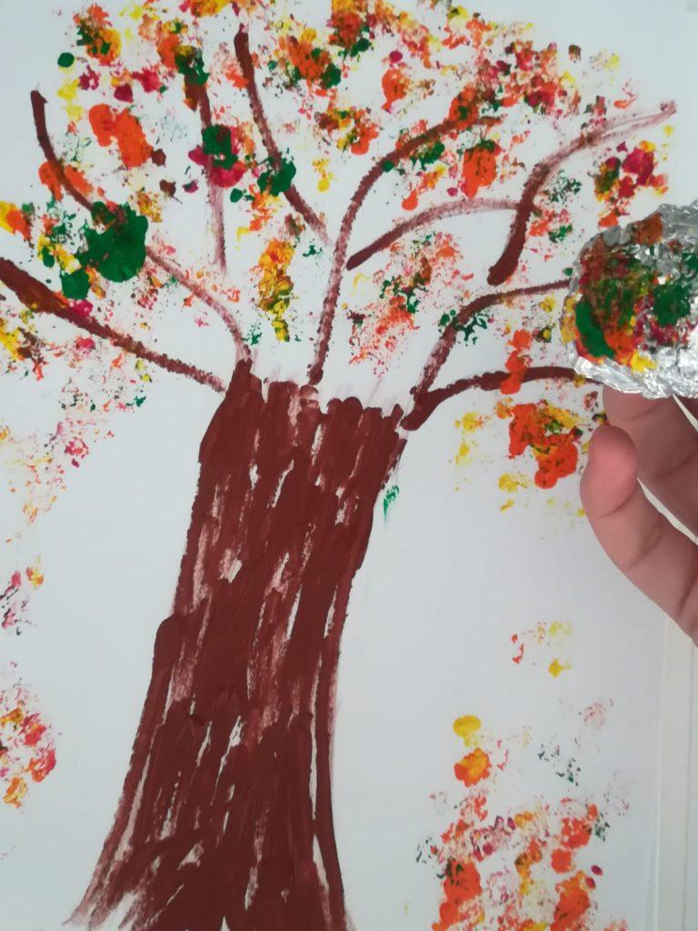 tablou de toamna
