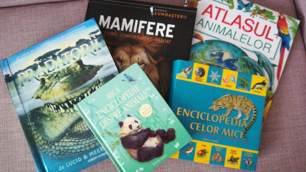 Carti despre animale
