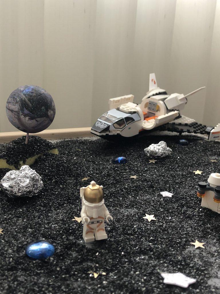 călătorie în spațiu