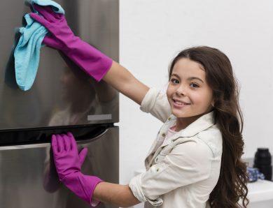 Treburi casnice pentru copii