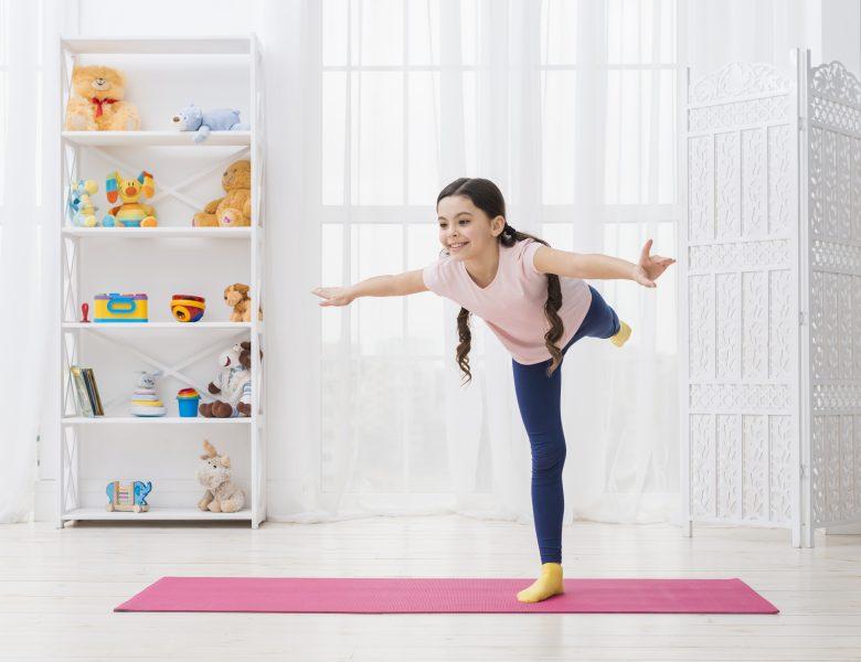 Jocuri și activități în casă. Ziua 6 – Jocuri de mișcare