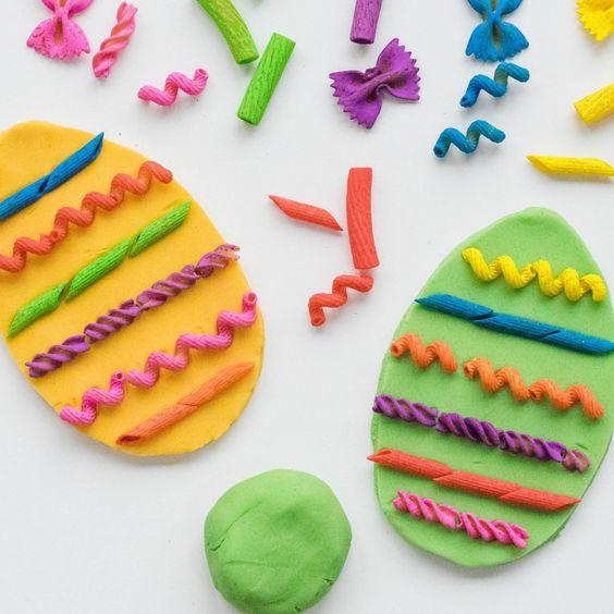 creații cu paste