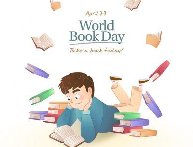 3 moduri creative de a sărbători Ziua internațională a Cărții