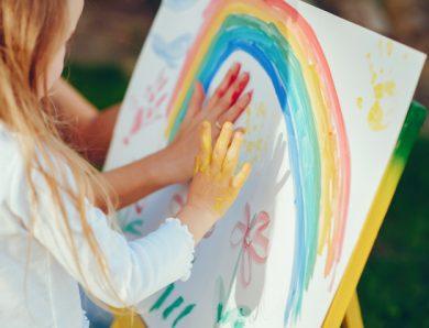 5 activități amuzante pentru copii mai mari de 1 an