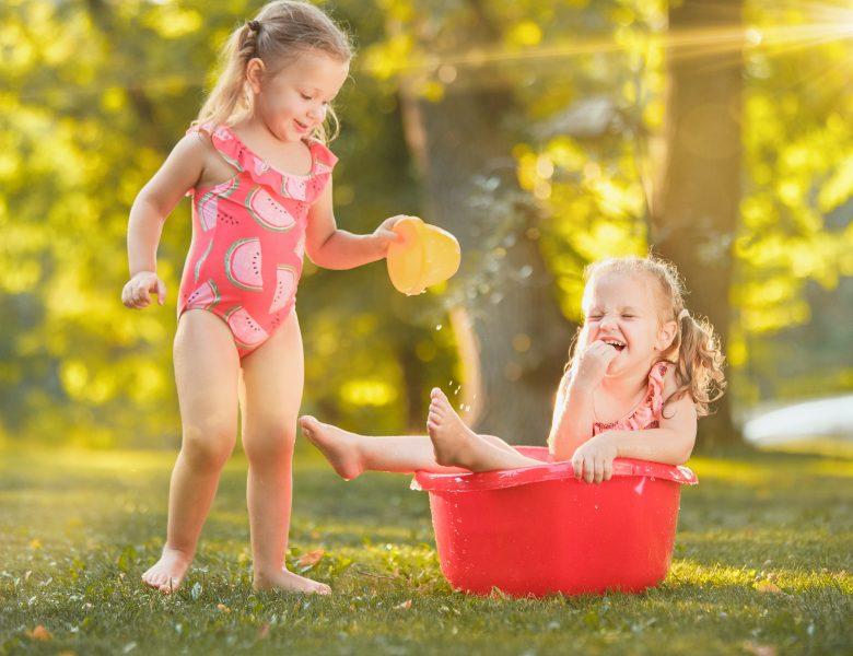 3 jocuri cu apă super amuzante