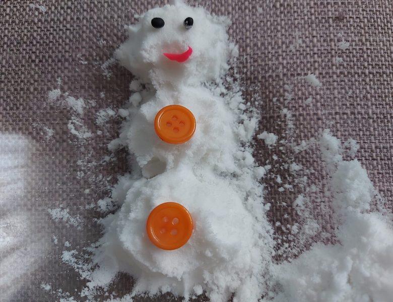 Cum poți face zăpadă artificială?