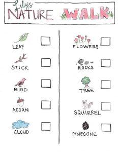 activități în natură